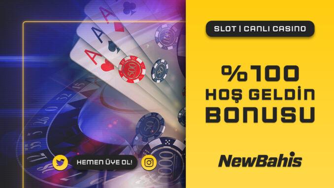 NewBahis Hoşgeldin Casino